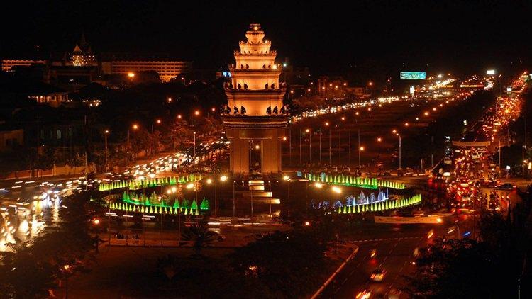 Vé tham quan Campuchia - Ghé thăm xứ sở chùa Tháp