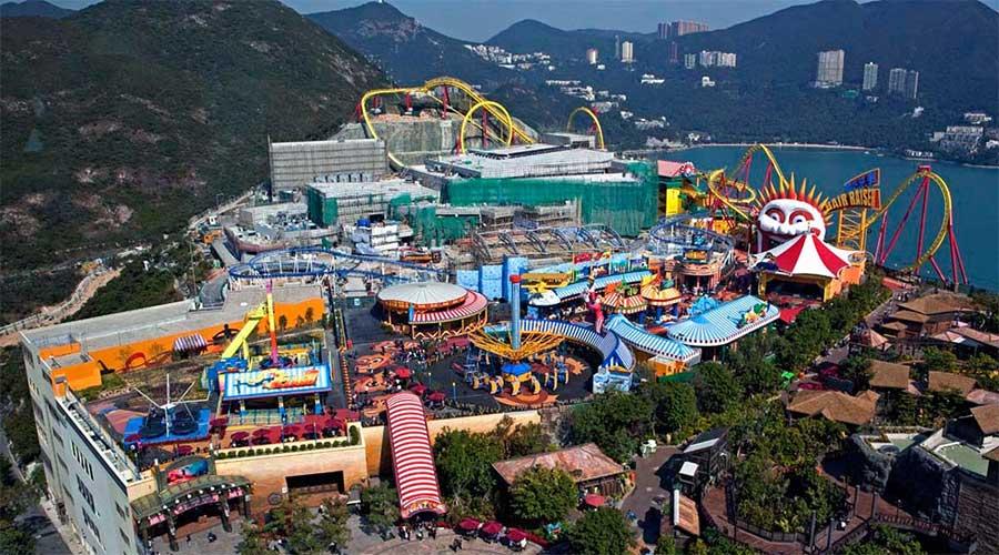 Vé tham quan vui chơi, giải trí, địa điểm tham quan Hong Kong