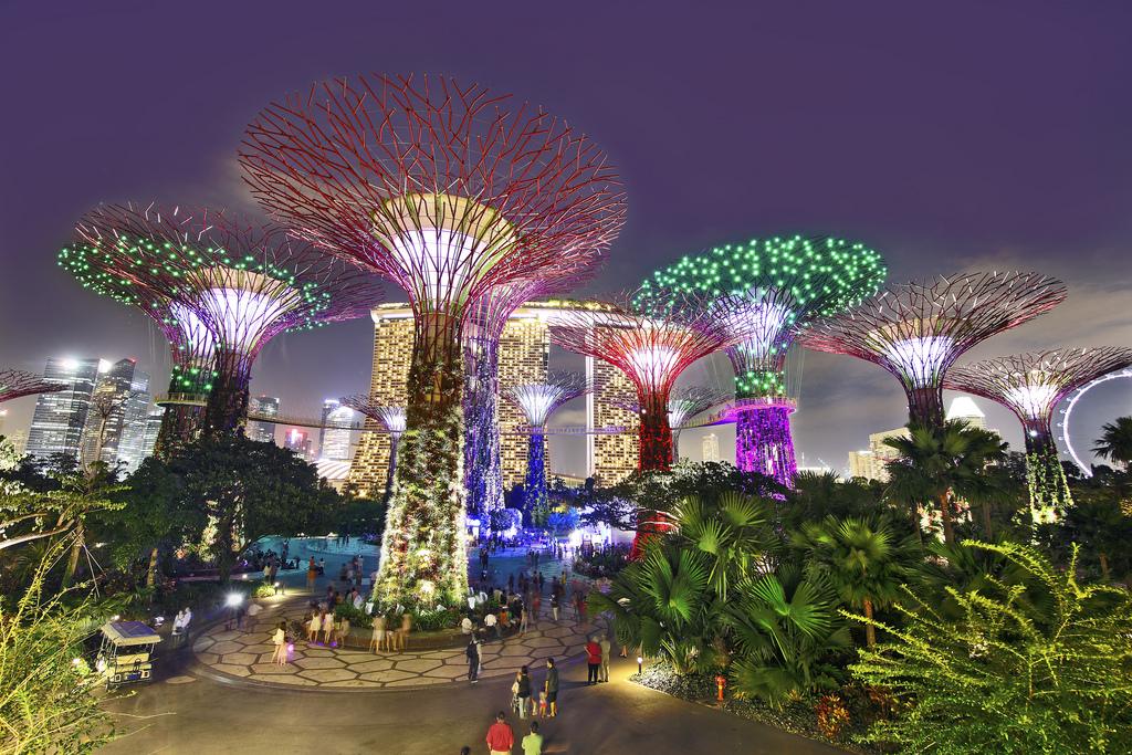 Vé tham quan Singapore - Địa điểm tham quan thú vị tại Singapore