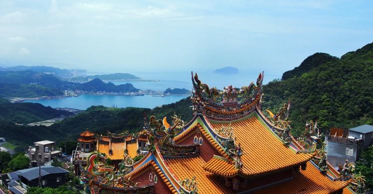 Vé tham quan Đài Loan - Tham quan đảo quốc Đài Loan trái tim Châu Á