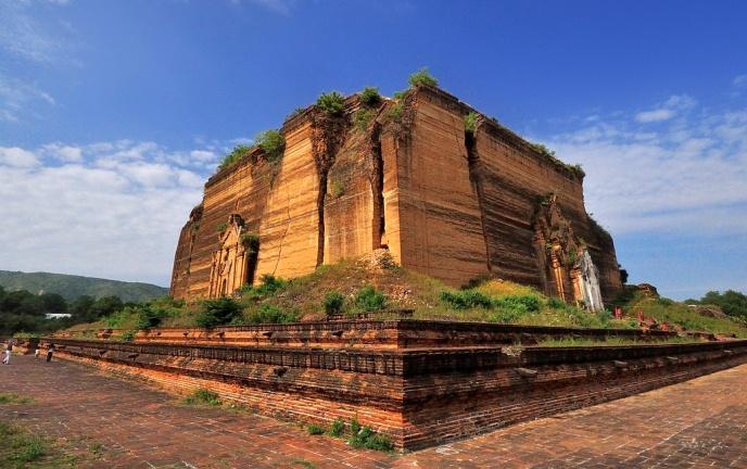 Vé Tham Quan Myanmar, Ghé Thăm Xứ Sở Chùa Vàng Myanmar