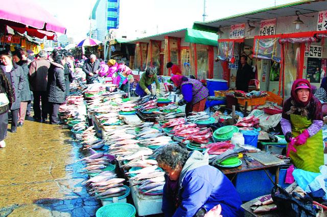 Vé tham quan Busan - Khám phá thành phố cảng Busan