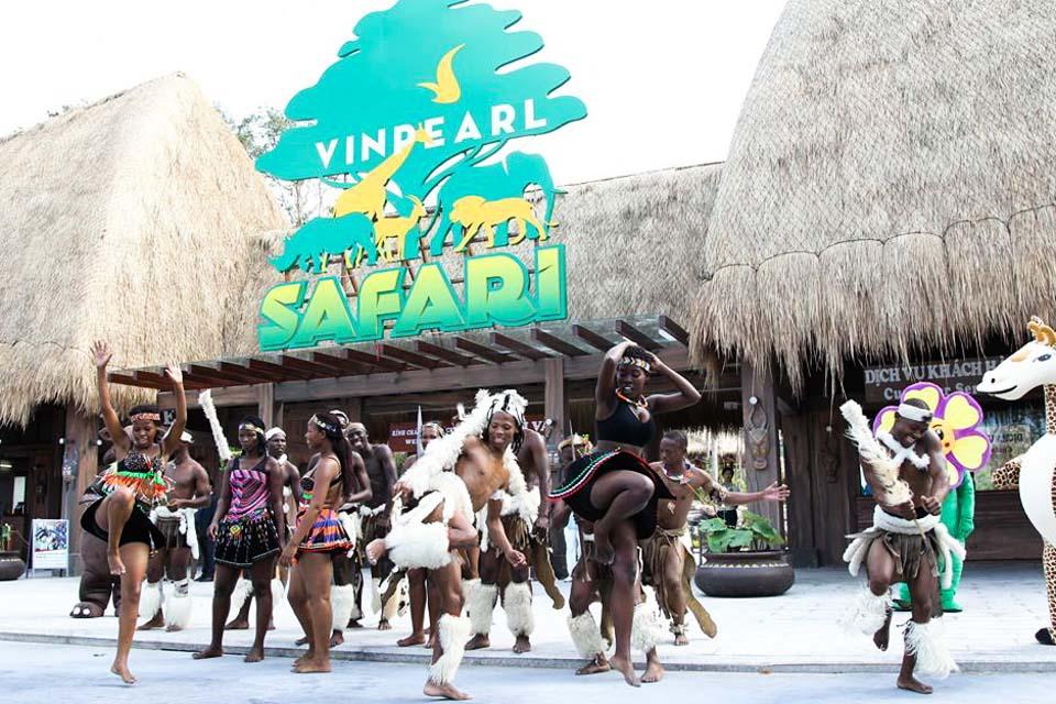 Vé tham quan Vinpearl Safari Phú Quốc, giá vé Vinpearl Safari Phú Quốc