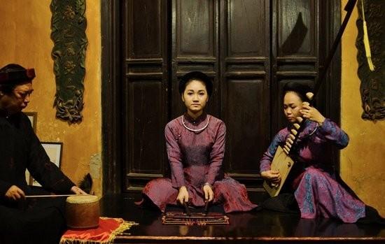 Đặt vé xem ca trù Thăng Long tại Hà Nội