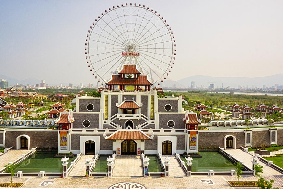 Vé tham quan Asia Park - Sun World Danang Wonders