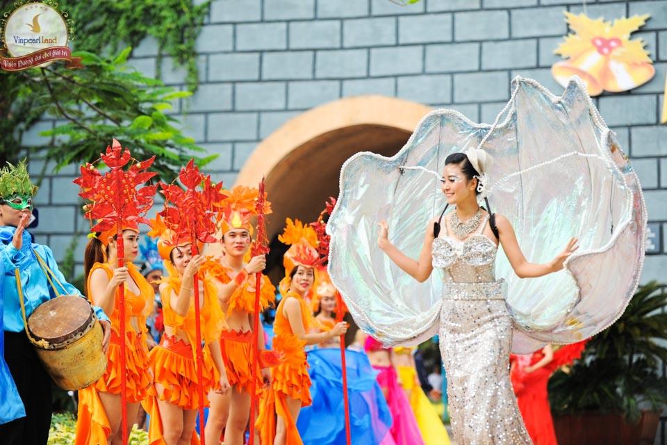 Vé Vinpearl Land Nha Trang - Giá vé tham quan Vinpearl Land Nha Trang
